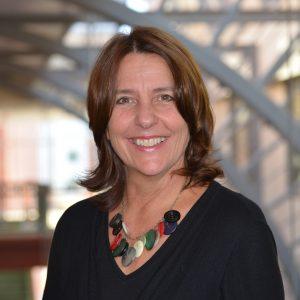 Michele Femc-Bagwell, headshot