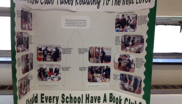 Bassick High School Book Club is a hit with parents and students and supported by CommPACT