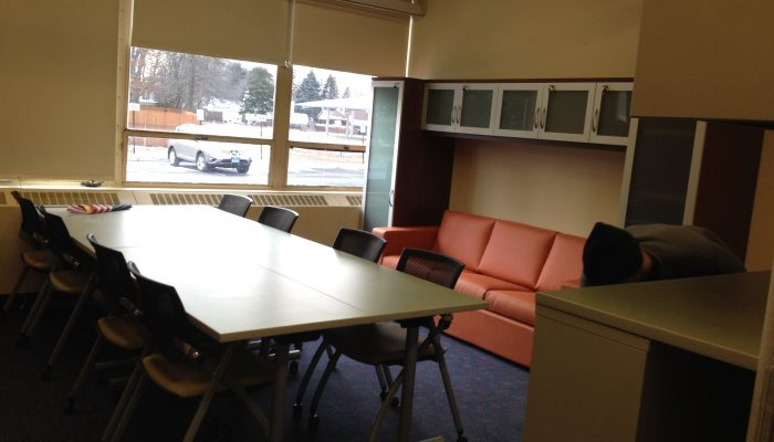 New Family Resource Room at Robert J. O'Brien STEM Academy
