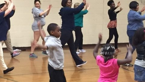 Commit to Stay Fit at O'Brien STEM Academy- Zumba lessons
