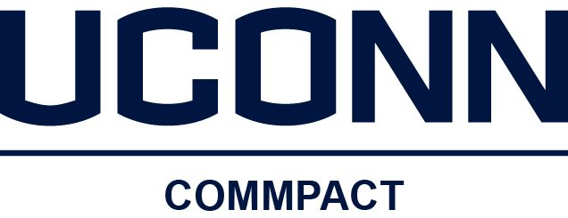 CommPACT Logo in all blue